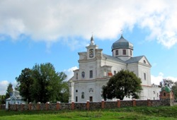 Exaltation of Cross Monastery (Staryy Chartoryysk Village, Volyn Rgn.)