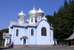 Nativity of the Most Holy Mother of God Convent (Lypcha Village, Zakarpattya Rgn.)