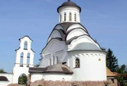 St. Barbara the Great Martyr's Convent (Kaharlyk Town, Kyiv Rgn.)