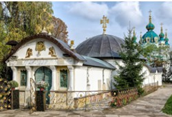 Tithe Nativity of the Most Holy Mother of God Monastery (Kyiv City)