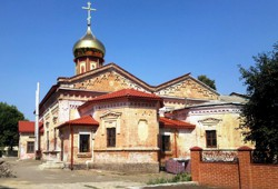 Protection of the Mother of God and Balta St. Theodosius Monastery (Balta Town, Odesa Rgn.)