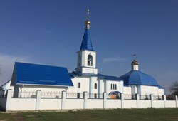 Annunciation Convent (Pryozerne Village, Kherson Rgn.)