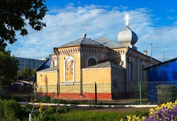 Nativity of the Most Holy Mother of God Monastery (Cherkasy City)