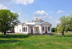 Protection of the Mother of God Monastery (Muzykivka Village, Kherson Rgn.)
