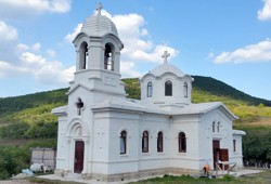 St. Luke the Apostle's Monastery (Horyanka Village, Crimea )