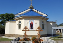 Korsun Icon of the Mother of God Convent (Korsunka Village, Kherson Rgn.)