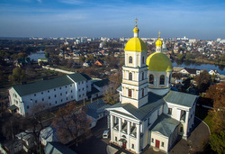 St. Mary Magdalene the-Equal-to-the-Apostles' Convent (Bila Tserkva Town, Kyiv Rgn.)