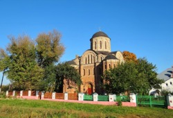 St. Basil's Convent (Ovruch Town, Zhytomyr Rgn.)