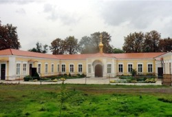 St. Stephen's Convent (Stepanivka Village, Donetsk Rgn.)