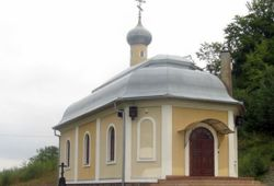 Kazan Icon of the Mother of God Monastery (Tyshiv 145 Village, Zakarpattya Rgn.)